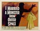 I Married a Monster from Outer Space - Movie Poster (xs thumbnail)