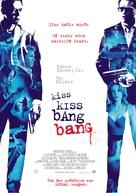 Kiss Kiss Bang Bang - German Movie Poster (xs thumbnail)