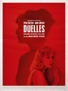 Duelles - French Movie Poster (xs thumbnail)