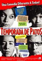 Temporada de patos - Mexican Movie Poster (xs thumbnail)