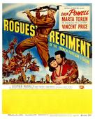 Rogues' Regiment - Movie Poster (xs thumbnail)