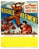 Rogues' Regiment - Movie Poster (xs thumbnail)
