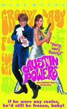 Austin Powers: International Man of Mystery - VHS cover (xs thumbnail)