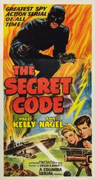 The Secret Code - Movie Poster (xs thumbnail)