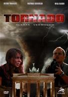 Tornado - Der Zorn des Himmels - Brazilian DVD cover (xs thumbnail)