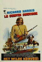 Man in the Wilderness - Belgian Movie Poster (xs thumbnail)