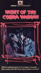 Night of the Cobra Woman - Movie Cover (xs thumbnail)