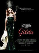 Gilda - French Re-release movie poster (xs thumbnail)