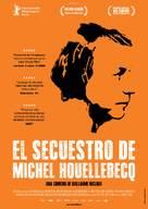 L'enlèvement de Michel Houellebecq - Spanish Movie Poster (xs thumbnail)
