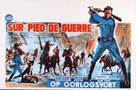 Only the Valiant - Belgian Movie Poster (xs thumbnail)