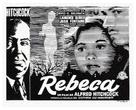 Rebecca - Spanish poster (xs thumbnail)