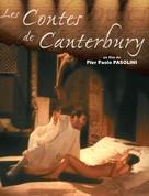I racconti di Canterbury - French DVD movie cover (xs thumbnail)