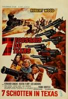 Sette pistole per i MacGregor - Belgian Movie Poster (xs thumbnail)