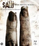 Saw II - Dutch Blu-Ray movie cover (xs thumbnail)