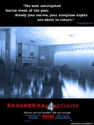 Paranormal Activity 4 - poster (xs thumbnail)