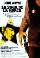 Cahill U.S. Marshal - Spanish Movie Poster (xs thumbnail)