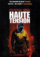 Haute tension - French DVD cover (xs thumbnail)