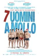 Le grand bain - Italian Movie Poster (xs thumbnail)