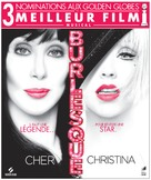 Burlesque - Swiss Movie Poster (xs thumbnail)