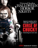 Curse of Chucky - Video release movie poster (xs thumbnail)