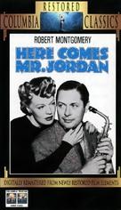 Here Comes Mr. Jordan - VHS cover (xs thumbnail)