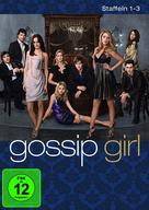"""Gossip Girl"" - German DVD cover (xs thumbnail)"