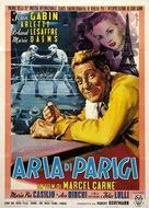 Air de Paris, L' - Italian Movie Poster (xs thumbnail)