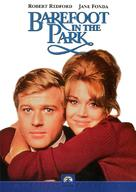 Barefoot in the Park - DVD cover (xs thumbnail)