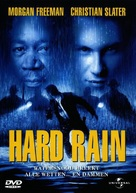 Hard Rain - Dutch DVD movie cover (xs thumbnail)