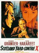 The Secret Partner - French Movie Poster (xs thumbnail)