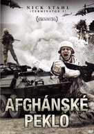 Afghan Luke - Czech DVD cover (xs thumbnail)