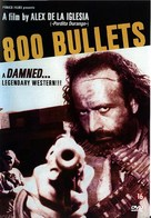 800 balas - Dutch DVD movie cover (xs thumbnail)