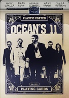 Ocean's Eleven - Movie Cover (xs thumbnail)