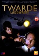 Crash Landing - Polish DVD cover (xs thumbnail)