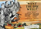 Went the Day Well? - British Movie Poster (xs thumbnail)