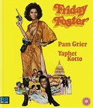 Friday Foster - British Movie Cover (xs thumbnail)