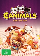 """Canimals"" - Australian DVD cover (xs thumbnail)"