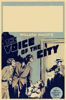Voice of the City - Movie Poster (xs thumbnail)