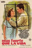 No Down Payment - Spanish Movie Poster (xs thumbnail)