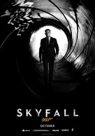 Skyfall - Finnish Movie Poster (xs thumbnail)