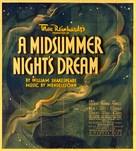 A Midsummer Night's Dream - Movie Poster (xs thumbnail)