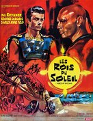 Kings of the Sun - French Movie Poster (xs thumbnail)