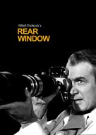 Rear Window - DVD cover (xs thumbnail)