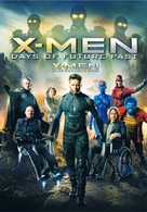 X-Men: Days of Future Past - Canadian Movie Cover (xs thumbnail)