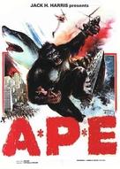 Ape - Movie Poster (xs thumbnail)