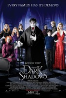 Dark Shadows - Movie Poster (xs thumbnail)