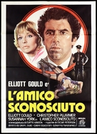 The Silent Partner - Italian Movie Poster (xs thumbnail)