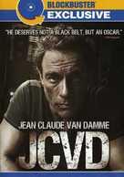 J.C.V.D. - DVD cover (xs thumbnail)