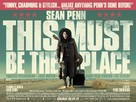 This Must Be the Place - British Movie Poster (xs thumbnail)