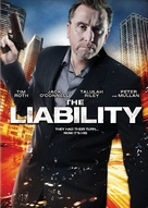 The Liability - DVD cover (xs thumbnail)